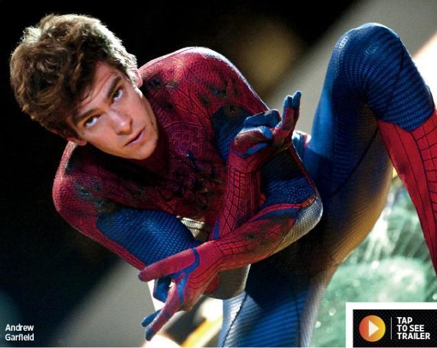Foto de 'The Amazing Spiderman', últimas imágenes oficiales (1/12)