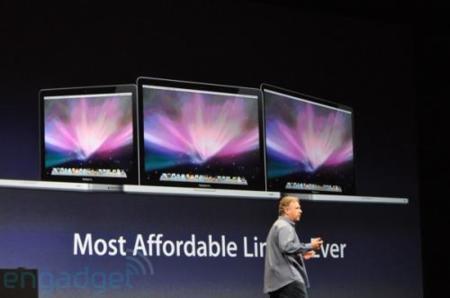 MacBook Pro: 13, 15 y 17 pulgadas
