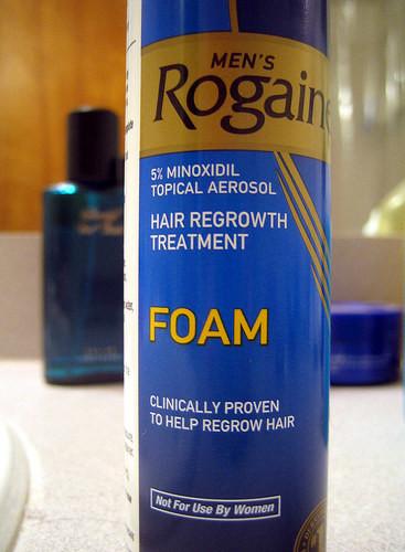 Tratamientos contra la caída del pelo (I): Minoxidil