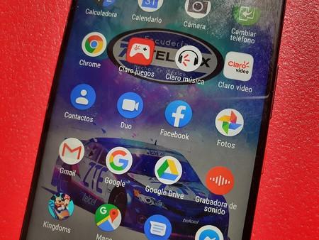 Zte Primeras Impresiones Mexico Software Apps Telcel