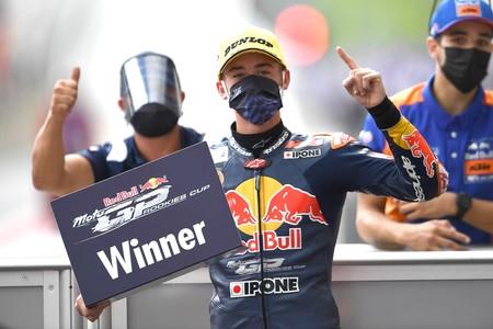 Pedro Acosta, la joven perla del motociclismo español, debutará en el mundial de Moto3 en 2021 con una KTM