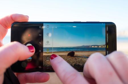 Galaxy S9 Camara Pro
