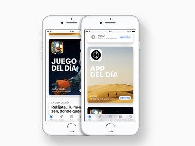 La limpieza ha tenido efecto, por primera vez en la historia de la App Store hay menos apps que el año pasado