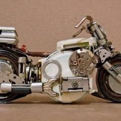 Foto 1 de 25 de la galería motos-hechas-con-relojes en Motorpasion Moto