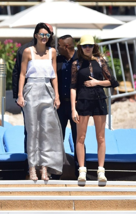 Kendall Cara Cannes