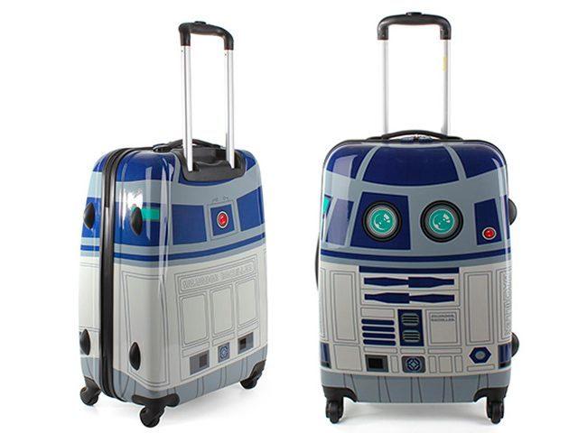 Maleta R2-D2 de Salvador Bachiller