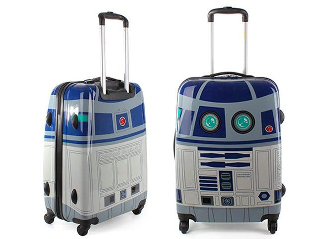 R2 d2 en tu maleta de salvador bachiller - Maleta salvador bachiller ...