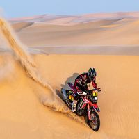 El Dakar volverá a Arabia Saudita en 2021 con road book electrónico y airbag obligatorio en motos para evitar muertes