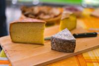 El contenido de colesterol de diferentes quesos