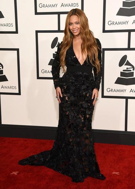 Beyonce Grammy 2015 2