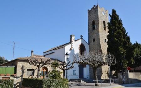 Esglesia Parroquial De Sant Vicenc De Vallromanes Vallromanes 3