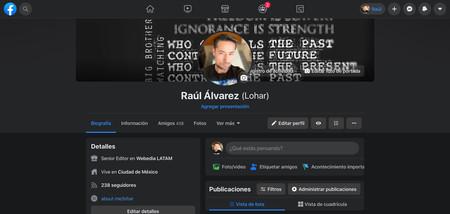 El 'Nuevo Facebook' ya está disponible para todos en México: así puedes habilitar el rediseño y activar el modo oscuro
