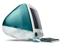 El primer iMac