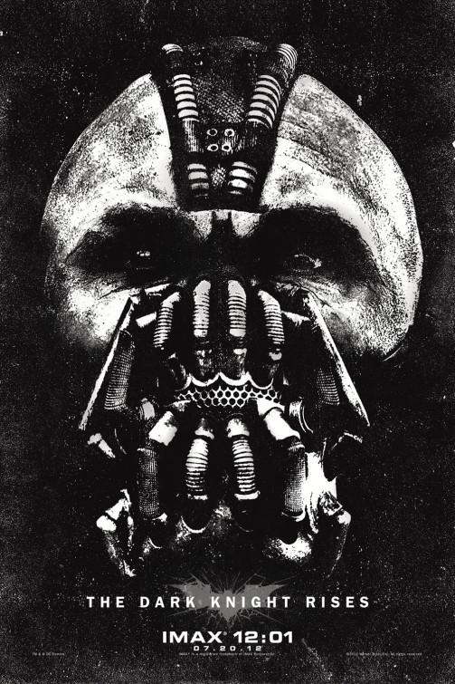 Foto de Todos lo carteles de 'El Caballero Oscuro: La Leyenda Renace' (23/24)