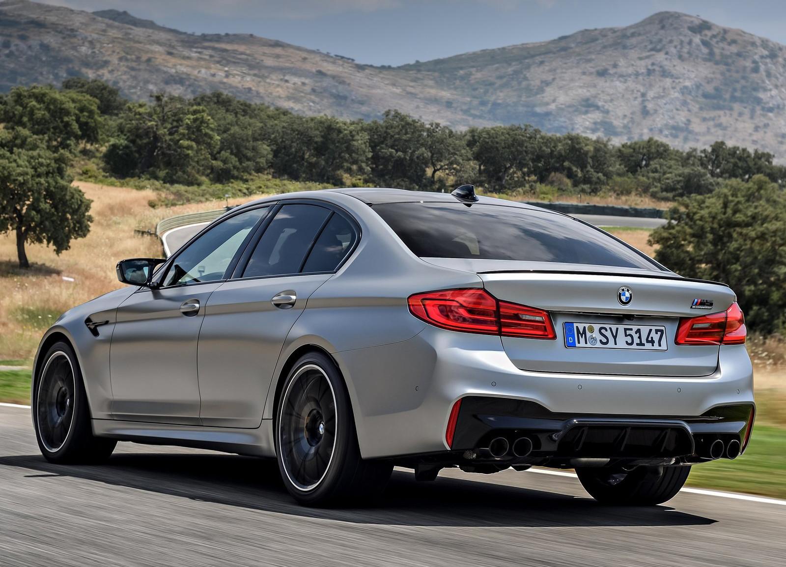 Foto de BMW M5 Competition (8/14)
