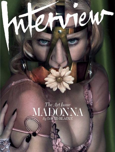 Foto de Madonna Versace e Interview (1/8)