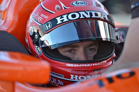 Simon Pagenaud se unirá al equipo Penske en 2015