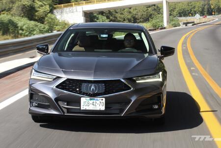 Acura Tlx 2021 Mexico Opiniones Prueba 16