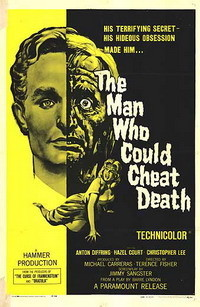 'The Man Who Could Cheat Death', un Fisher en baja forma