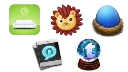 Nuevos clientes para Twitter: BlueBird, Lounge, NatsuLion, Nambu y Twistori