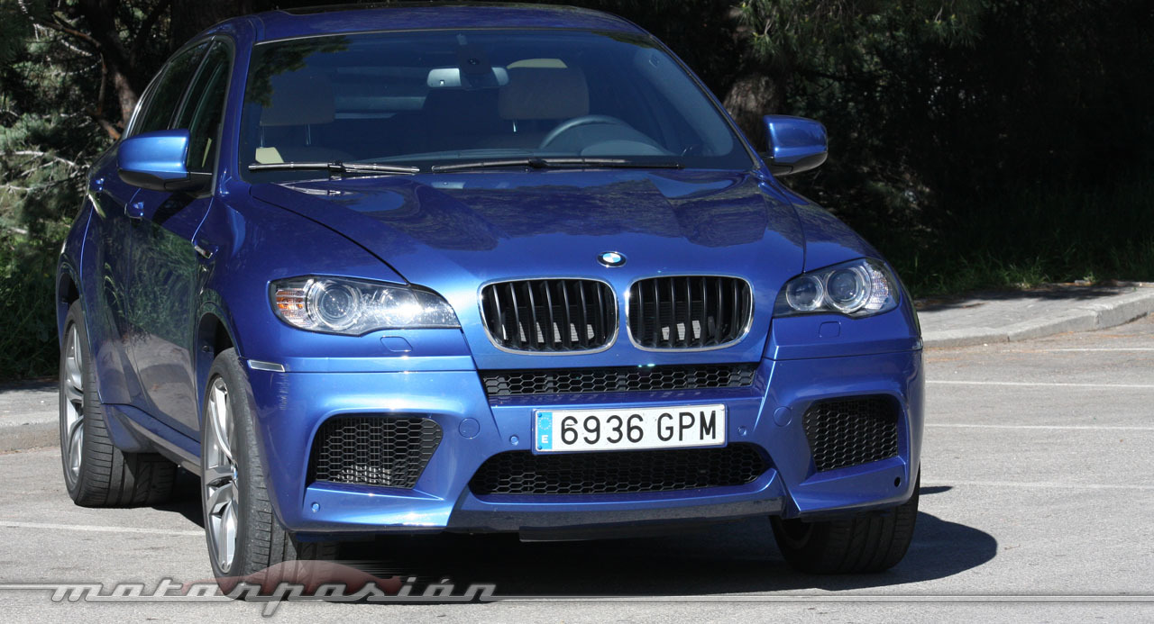 Foto de BMW X6 M (prueba) (33/41)