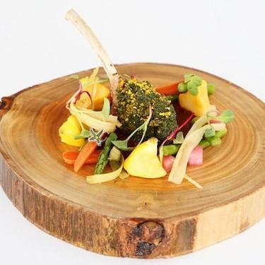 Comida de EsCultura: 'La Divina Comedia' representada en un menú