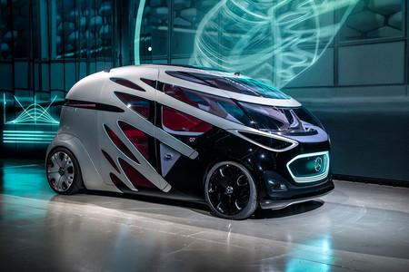 Vision URBANETIC: el vehículo eléctrico, autónomo y modular que imagina Mercedes para la movilidad del futuro