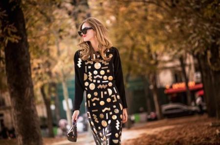 Tendencias de moda Otoño-Invierno 2014/2015: tras el sendero dorado