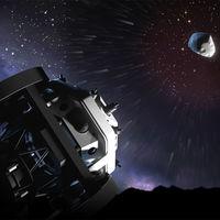 """A la caza de """"asteroides peligrosos"""" imitando los ojos de las moscas: así son los telescopios Flyeye de la ESA"""
