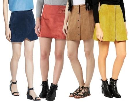 Minifaldas Ante 2