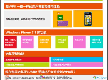 Windows Phone 7.8, algunas novedades que nos llegan desde China