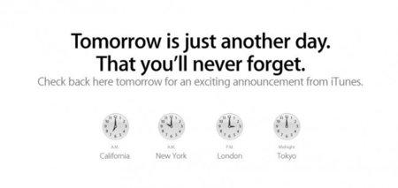 Apple anuncia cambios importantes en iTunes mañana mismo