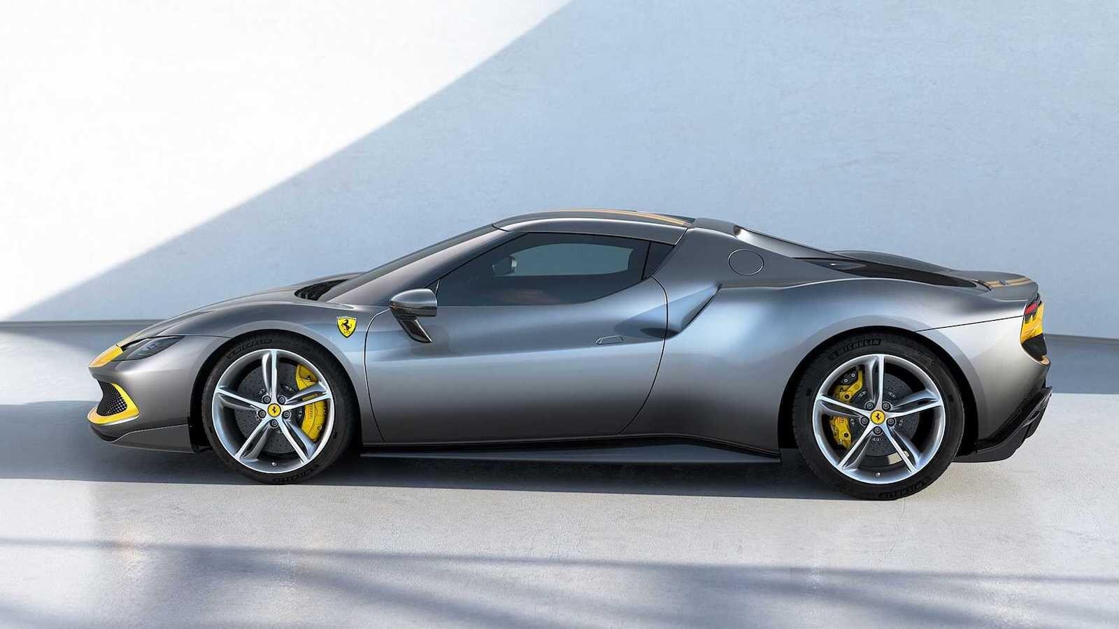Foto de Ferrari 296 GTB (7/14)