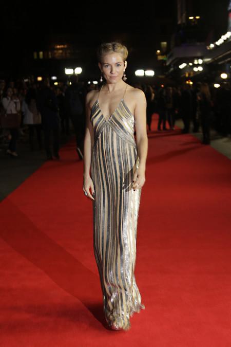 Sienna Miller Vestido