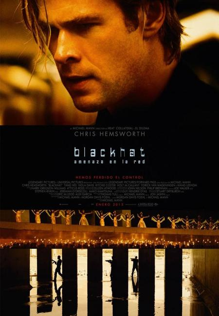 Cartel español de Blackhat: Amenaza en la Red