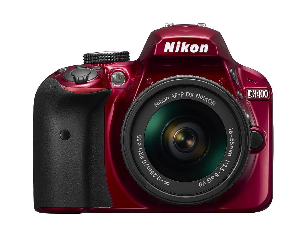Nikon D3400 4