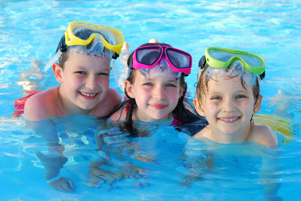 Los Enseñar A Cómo Cuándo Niños Nadar Y 6yfbg7