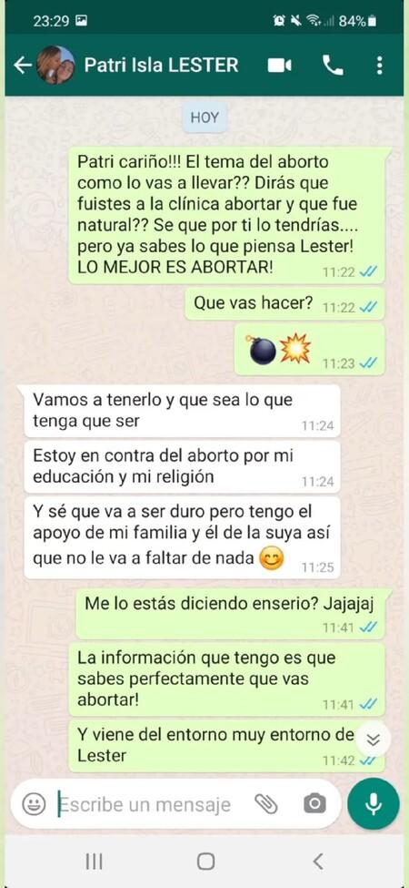 Lester Patri Whatsapp