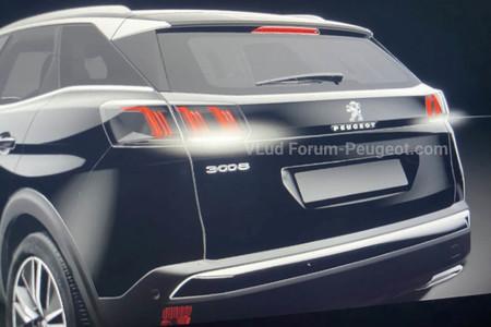 Peugeot 3008 2021 Filtraciones