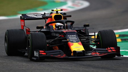 Albon Italia F1 2019