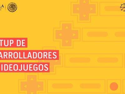 Habrá meetup de desarrolladores de juegos mexicanos en marzo