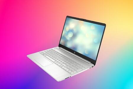Este portátil HP15s es un chollo en relación calidad precio: hardware increíble por 499 euros en El Corte Inglés