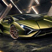 El Lamborghini Sián descapotable podría llegar a final de año en una producción muy limitada
