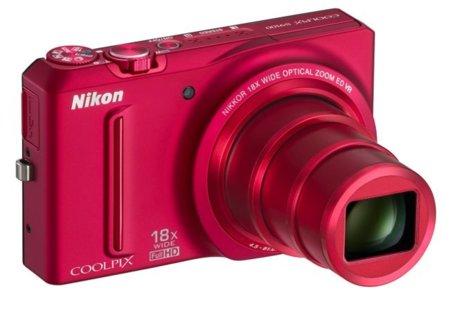 Nueva Nikon Coolpix S9100 para viajeros amantes del zoom