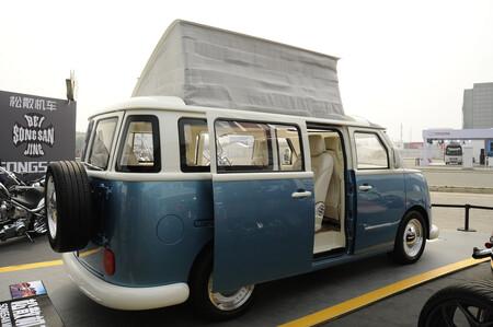 Songsan Summer copia china volkswagen transporter 2