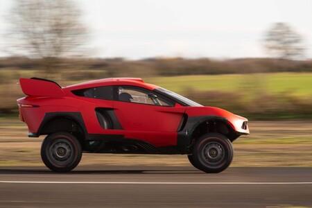 Prodrive Brx 1t Dakar