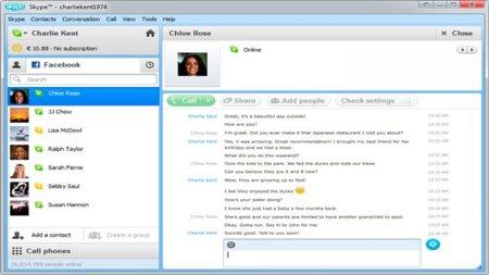 El ¡Me gusta! llega a Skype y a Red Karaoke