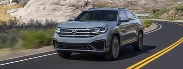 """Volkswagen Teramont Cross Sport, el hermano mayor del Tiguan se vuelve """"coupé"""""""