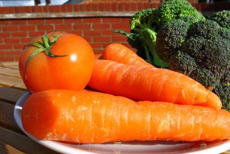 Cubre la cuota de vitamina C con los siguientes alimentos