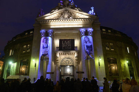 Etam Live Show 2014, la versión francesa del famoso desfile de Victoria's Secret